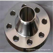 Carbon Steel / Alloy Steel Forged Steel Flange Applications For Sanitary Construction