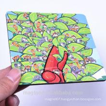 promotional kids magnetic eva puzzle custom jigsaw puzzles