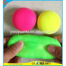Hochwertige Neuheit Design Bunte Strechy Ball Spielzeug für Kinder