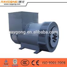 Generador síncrono sin cepillo del alternador sin cepillo de 100kva CA