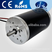 Motor eléctrico de cepillo de alto rendimiento con certificación CE y ROTHS