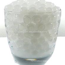 White water pearl hydro gel beads crystal soil