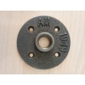 3/4 inch floor flange for metal pipe furniture