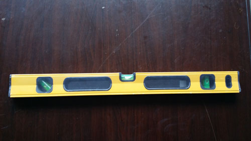 Spirit Level with Handle