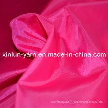 Tissu nylon tissé en nylon brossé pour Sportwear