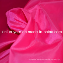 Tela de nylon tecida escovada do nylon liso para Sportwear