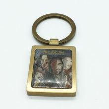 Wholesale Metal Souvenir Custom Keychain