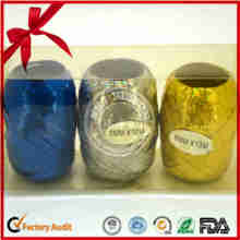 PP Festival Holiday Colorful Ribbon Curly Egg
