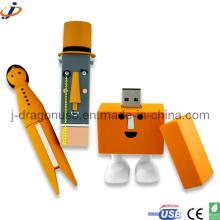 Personalizado de Navidad de regalo USB Flash Drive (JT116)