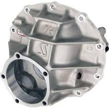 Aluminum Bearing Housing and Covers