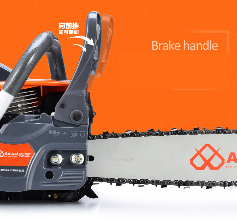 Chain Saws For Woods