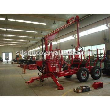 Remorque ATV 5T pour Log
