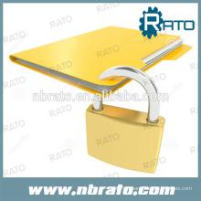 Bloqueo de archivos de la carpeta de seguridad