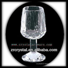 crystal wine cup P003