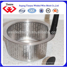 Stainless steel 316L sintered metal filter