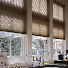25mm, 38mm, 45mm Tag und Nacht motorisierte Fensterrolll für Wohnzimmer