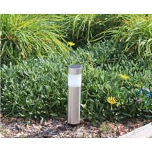 Éclairages solaires de jardin en acier inoxydable approuvés CE