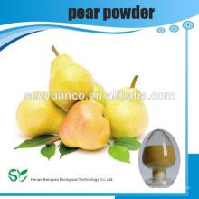 Contactez le fournisseur Chat maintenant! Poudre de jus de fruits à poire pure à 100% de haute qualité Poudre de concentré de fruits de poire séchée