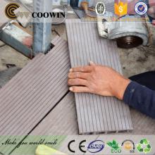 WPC / Wood Platic composto chão ao ar livre