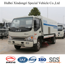 4cbm JAC Road Vacuum Cleaner Sweeper Truck Euro4