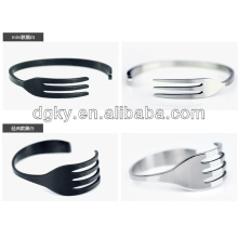 Personal Fork Bangle Lover Fashion Bracelets 2014