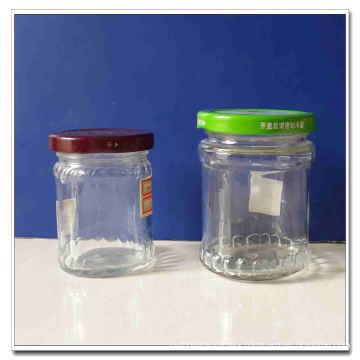 100ml 200ml Glass Jar