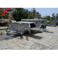 High quality off-road camper trailer