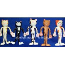 2016 novos brinquedos de PVC de fio de ferro
