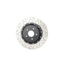 Peças de freio do rotor do freio a disco da recolocação de 380 * 34mm para o F-Tipo XE de Jaguar XF XJ