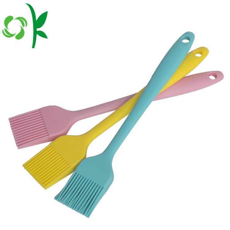 Silicone Heat Resistant Brush