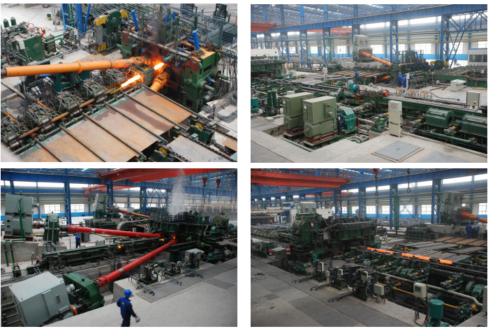 Seamless Carbon Steel Pipe Production Facility