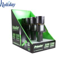 Pop kleine Pappschachtel, Pop-Vorlage Theke Display-Box für den Handel frischer Luft