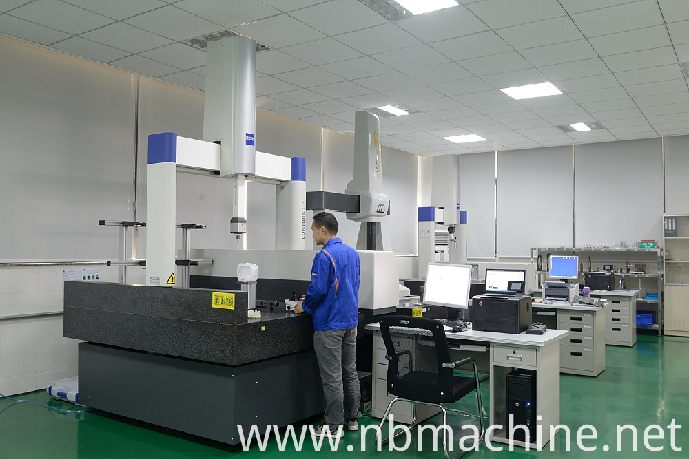 Assembly Machinery Parts Quality Control