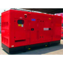 312.5kVA Water Cooling AC 3 Phase 6 Stock Soundproof Cummins Diesel Generator
