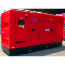 125kVA водяного охлаждения AC 3 фазы yangdong Тепловозный Молчком генератор