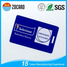 Zdcard Customized PVC Material Luggage Tag