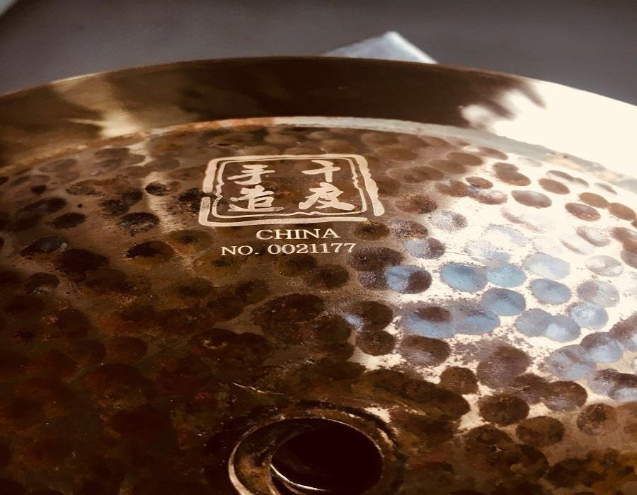 handmade bell cymbals