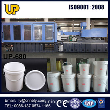 injection molding machine to make paint bucket 18L 20L