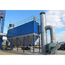 350px collecteur de poussière Baghouse pour les usines d'asphalte