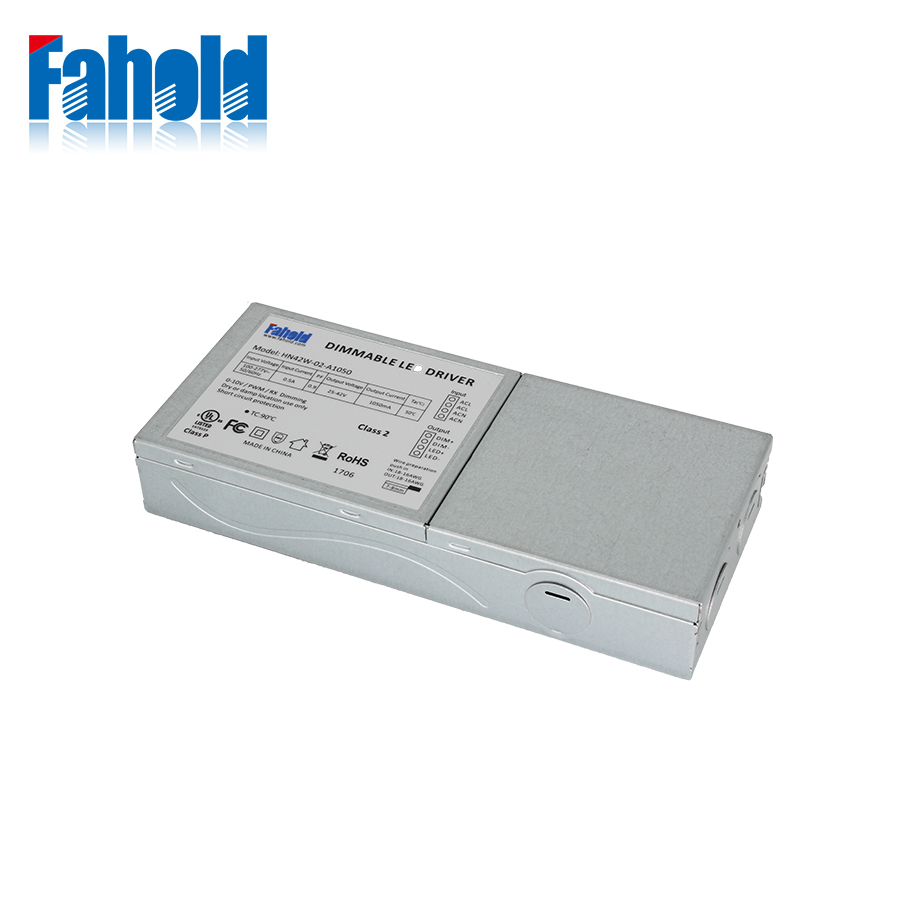 High Voltage LED Driver 42W