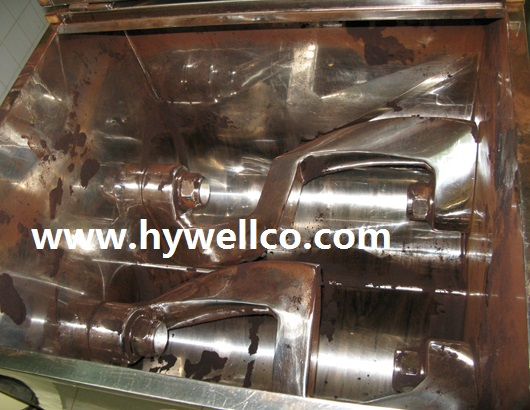 Chemical Wet Material Mixer