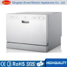 Máquina automática de lavavajillas para encimera de hotel