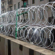 welded razor mesh razor wire