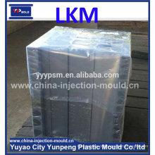 2017 base de molde LKM Injeção de Plástico moldado fabricante de ferramental, fábrica de moldes (vídeo)