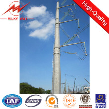 110kv Substation Structure Steel Pole