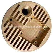 Pièces de usinage de commande numérique par ordinateur d'OIN 9001 de laiton / aluminium / acier inoxydable