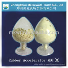 Chemical Raw Material MBT(M) for Rubber Manufacturing Industry