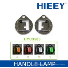 Lâmpada LED lâmpada de decoração decorativa lâmpada de chapeamento LED com base de ABS