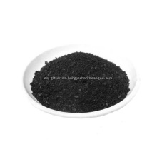 Azufre negro 1 para la industria textil