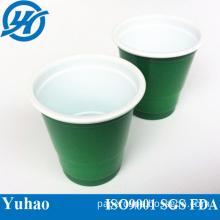 Custom Printed Disposable Pet PP Plastic Juice Cups 20oz